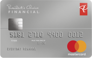 Presidents Choice Financial Mastercard