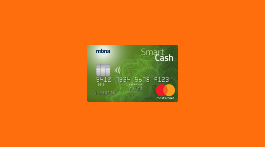 MBNA Smart Cash Platinum Plus