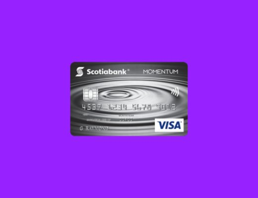 Scotia Momentum No-Fee Visa