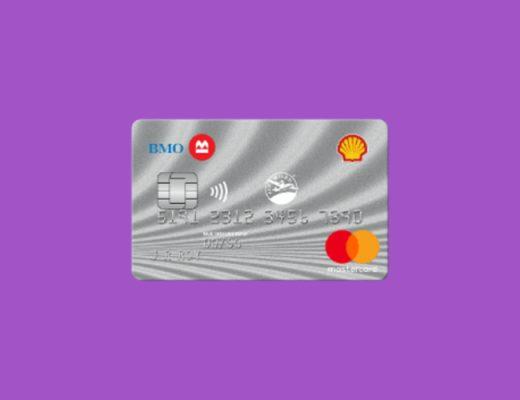 Shell AIR MILES MasterCard