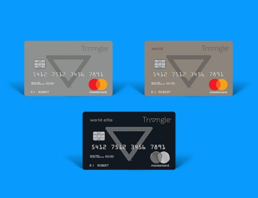 canadian tire triangle credit cards