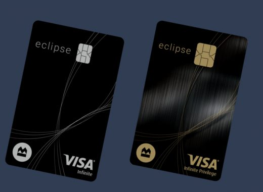 bmo eclipse visa cards
