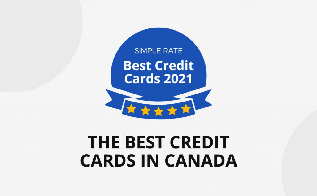 best credit cards canada 2021
