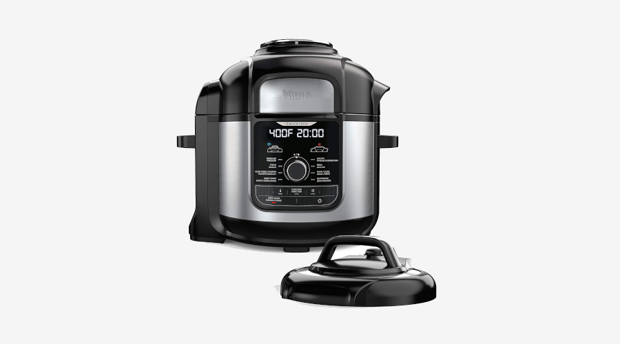 Ninja Foodi Deluxe Pressure Cooker and Air Fryer